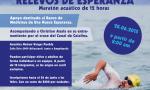 Relevos de Esperanza de natacion para nadadores y no nadadores