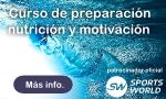 Curso de nutrición y motivación para nadadores