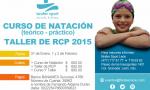 Curso de Natación y Taller de RCP - Brafer León 2015