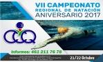 VII Campeonato Regional de Natacion en Queretaro