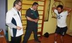 Aplica CECIDE evaluaciones a atletas de FMAS