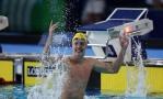 Los nadadores australianos se cubren de dorado en Glasgow