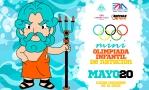 Mini-Olimpiada de Natación Infantil 2017 en Acapulco