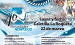 VII Festival de Aguas Abiertas - Novedades Acapulco