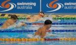 ¿Cuántos nadadores hay en Australia?