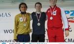 Salvador Badillo captura segunda medalla en Mundial de Nado con Aletas
