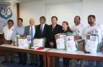 Buceadores mexicanos al Mundial de Fotografía Subacuática en Holanda