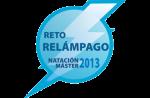 Reto Relámpago de Natación Máster 2013 en Coyoacán
