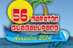 Maratón Guadalupano 2014. Edición 56.