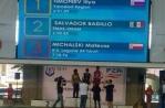 Conquista medalla de plata Salvador Badillo en X Copa del Mundo